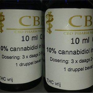 Olej CBD 10%
